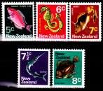 miniature Nouvelle Zelande 514 / 18 ( Hors série ) Série courante / Les poissons
