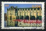 miniature FRANCE   CHATEAU DE CHENONCEAU   Y.T. N° 3595  OBLITERE
