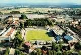 miniature SOCHAUX - MONTBELIARD : Vue aérienne du stade Bonal