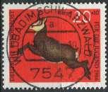 miniature ALLEMAGNE RFA 1966 oblitéré N° 365