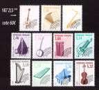 miniature France 1992 timbres préoblitérés  Y&T 213 à 223 ** cote 100,00€ proposé à 17%