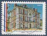 miniature FRANCE 2016 : yt 1208 Oblitéré/Used  # Mairies de France - Caudebec-en-Caux