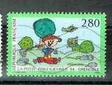 miniature FRANCE 1994 YT 2877 OBLITÉRÉ.