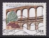 TIMBRE OBLITERE DE FRANCE - PONT-ACQUEDUC D'ARCUEIL-CACHAN N° Y&T 4503