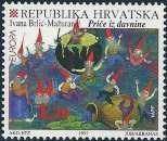 miniature Croatie - Y&T 387** - MNH