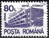 miniature Roumanie 1991 - Hôtel