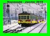 ACACF 589 - Autorail X 2404 en gare - BORDEAUX SAINT-JEAN - Gironde - SNCF