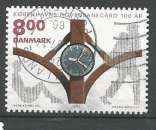 miniature Danemark 2011 - YT n° 1648 - Horloge de la gare - cote 1,60