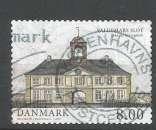 miniature Danemark 2013 - YT n° 1706 - Château - cote 1,60