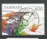 miniature Danemark 2012 - YT n° 1677 - Conte d'Andersen - les cygnes sauvages