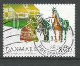 miniature Danemark 2012 - YT n° 1678 - Conte d'Andersen - ce que fait le père est bien fait - cote 1,60