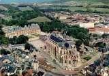 miniature EU : La Collégiale et le Château