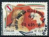 miniature ITALIE  ANNEE  2005  oblitere