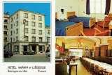 BOULOGNE-sur-MER : Hôtel Marmin et Liégeoise - Affr Philatélique