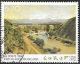 miniature FRANCE 1996 -  Oeuvre du peintre Corot , Oblitéré