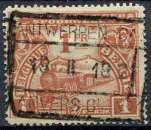 BELGIQUE 1920 oblitéré COLIS POSTAUX N° 115