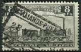 BELGIQUE 1935 oblitéré COLIS POSTAUX N° 194