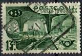 BELGIQUE 1950 oblitéré COLIS POSTAUX N° 324