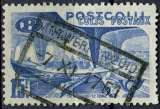BELGIQUE 1950 oblitéré COLIS POSTAUX N° 325