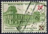 BELGIQUE 1961 oblitéré COLIS POSTAUX N° 373