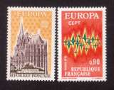miniature France 1972  Y&T 1714 - 1715  **  Europa    cote 1,75€