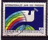 miniature Autriche 1986  Y&T  1665  oblitéré  (3)