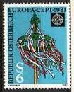 miniature Autriche 1981  Y&T  1500  N**  Europa