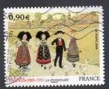 FRANCE 2009 OBLITERE  ADH N° 370