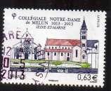 FRANCE 2013 NO 4743 OBL