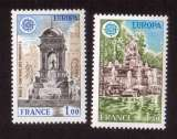France 1978 Y&T  2008 - 2009 **   Europa cote 2,25€