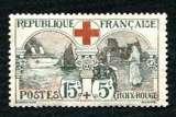 miniature N° 156 CROIX ROUGE * neuf gomme d'origine