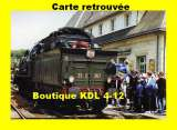 miniature Carto St-Lô 2 - Loco Pacific Etat  231 G 558 en gare - SAINT-LO - Manche - SNCF