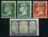 miniature Algérie  petit lot timbres neufs ** et *