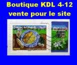 FRANCE - Oblitéré sur fragment - AA 432 Escalope normande