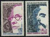 miniature FRANCE 1974 NEUF** MNH N° 1822 1823