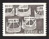 miniature SUEDE 1969 N° 611 * * Neuf. Réf. 15234