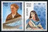 miniature ITALIE  _  Y & T  :  N°   2165-2166  **    Cote  :  3,00  €