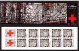 miniature France 1986  carnet croix rouge non plié Y&T 2449a ** Veira da Silva