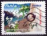 miniature France - 2009 - Y&T n° AA 295 - Obl. - Le Lys - Flore des régions - Paris