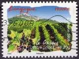 miniature France - 2009 - Y&T n° AA 314 - Obl. - Le Cassis - Flore des régions - Bourgogne