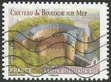 miniature France - 2012 - Y&T n° AA 716 - Obl. - Château de Boulogne-sur-Mer