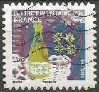 miniature France - 2010 - Y&T n° AA 501 - Obl. - Meilleurs Vœux