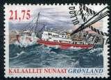 GROENLAND  _  Y & T :   N°  405   (o)  -  Cote  :  9,00  €