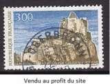 TIMBRE OBLITERE DE FRANCE - SERIE TOURISTIQUE : LE CHATEAU DE CRUSSOL, ARDECHE N° Y&T 3169