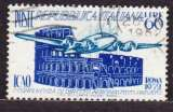miniature Italie 1952 YT 635 Obl 1er congrès droit aéronautique privé