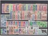 Lot de 85 timbres COTE DES SOMALIS neufs *