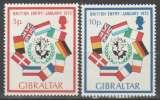 miniature Gibraltar 1973 - Communauté Européenne
