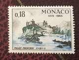 miniature Monaco Palais Princier YT679 - 1966 neuf** sans trace charnière