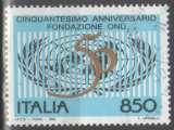 miniature Italie 1995 - ONU