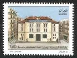 miniature Algérie - 2011 - Y&T n° 1601 - Neuf** - Recette principale - Oran - Journée mondiale de la poste